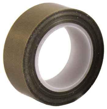 PLOFLON® Klebeteflonband mit Silikonkleber. Gesamtlänge 10m Rolle