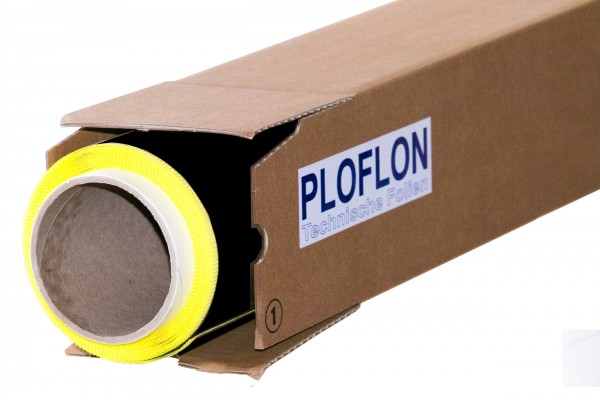 PLOFLON® PTFE-Folie - antistatisch, nichtklebend, Breite 1000mm