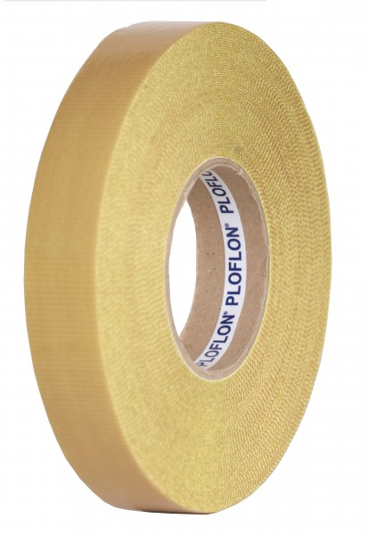 PLOFLON® PTFE-Klebefilm 30mm x 33m x 0,07mm, transparent und sehr dünn