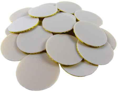 PLOFLON-Teflonfolie,-selbstklebend,-Kreisrunde-Anfertigung